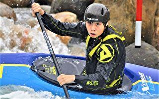 台灣首位!  輕艇選手張筑涵進軍東奧