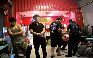 小吃店误认微解封提供内用 警方查获送裁罚