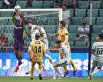 組圖:歐冠盃資格賽 華沙萊吉亞2:0勝基林特
