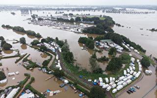 【更新】西歐遇百年洪水 至少117人遇難
