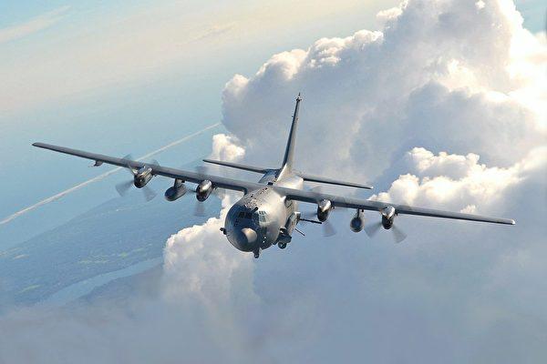 喷火的蛟龙 美AC-130空中炮艇数十年受青睐