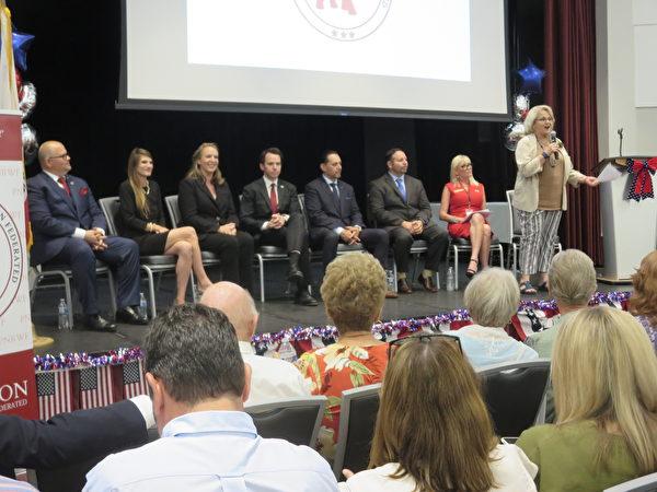 选举论坛:谁将成为我们的州长?