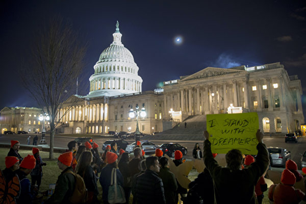 美國聯邦法官裁定DACA計劃非法