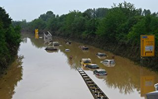 德國比利時罕見洪災 至少157死逾千人失蹤