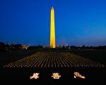美首都法轮功720烛光夜悼 吁停止迫害