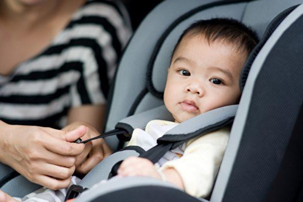 夏季高溫炎熱 兒童被遺忘車內致死風險高