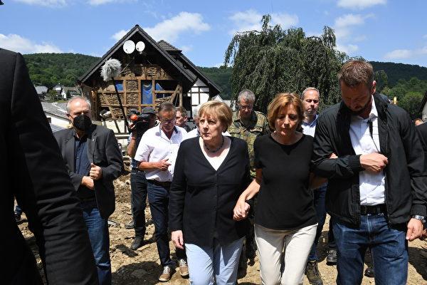 西歐洪災已釀188死 中歐多處山洪爆發