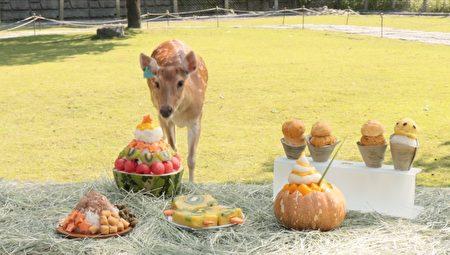 小鹿园区和餐饮业携手合作共度疫情难关。