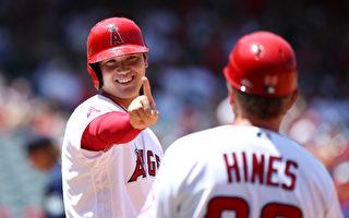 MLB走出明星賽後低潮 大谷扛出第34轟