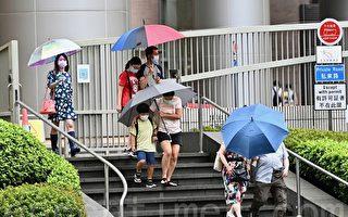 香港天文台发三号强风信号 料有大骤雨及狂风
