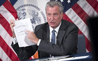 Delta病例占七成 紐約市長不考慮恢復室內口罩令