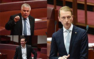 澳政府指控中共恶意网攻 议员们纷纷力挺