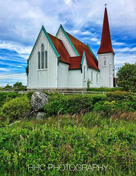 加拿大,教堂