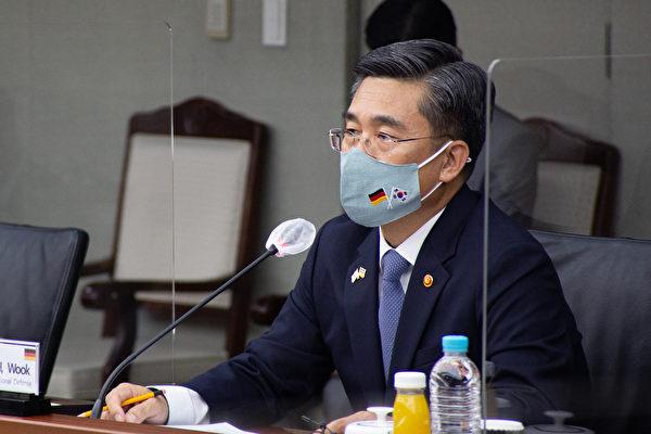 韩舰官兵均未打疫苗 逾八成染疫 防长致歉