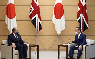 對抗中共擴張 英宣布在亞洲永久部署兩軍艦