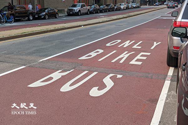 波士頓MBTA加建5哩公車專用道