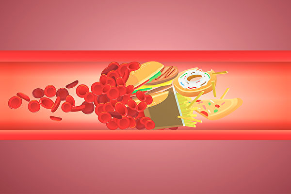 现代人普遍有血液里胰岛素高的问题。胰岛素风暴的积累,容易引起糖尿病、心血管疾病等诸多问题。(Shutterstock)