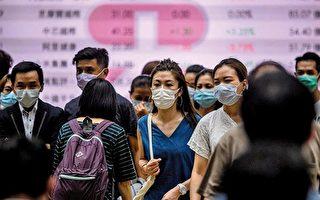 香港六月失业率回落至5.5%