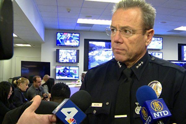洛城警長:煙火引爆傷人案是人為疏失