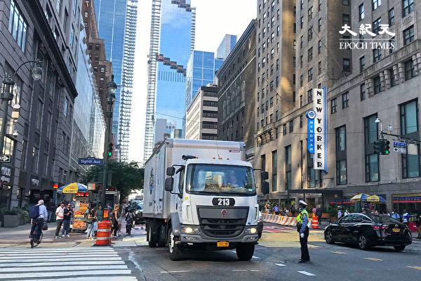 紐約市交通擁擠 白思豪再提加收堵車費