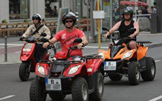 警察局沒收565輛非法摩托車 舉報一輛獎100元