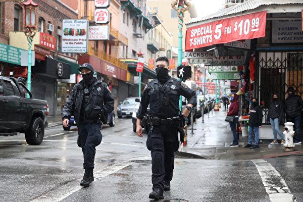 經濟復甦迎遊客 舊金山加強警察巡邏防犯罪
