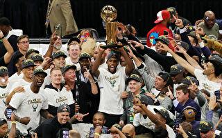 雄鹿4:2击败太阳 时隔50年再夺NBA总冠军