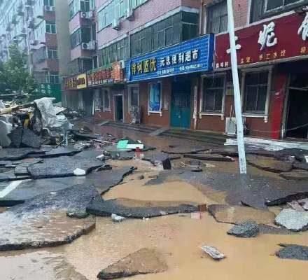 大陸水災不斷 專家:城市地下水道沒建好