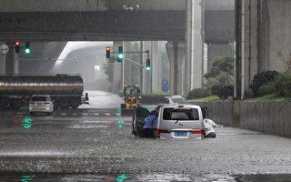 大陆郑州暴雨成灾 蔡英文对罹难者表达哀悼