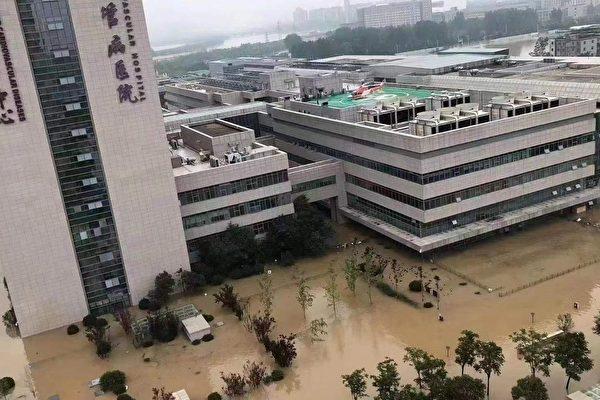 【一線採訪】鄭州民房地基塌 醫院求救帖不斷