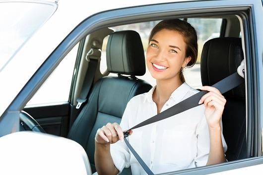 密州驾车者系安全带比率17年来最低