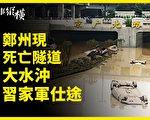 【時事縱橫】鄭州現死亡隧道 洪災沖習家軍仕途