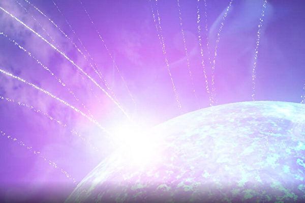 伽馬爆如期而至 研究發現磁星信號亂中有序