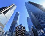 纽约前五十最贵 哈德逊城市广场拔头筹