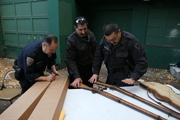 美司法部打擊非法槍枝販運 舊金山等5城市設專案小組