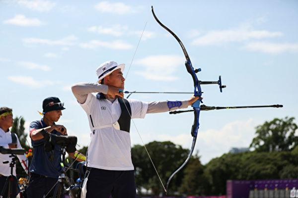 組圖:東奧7·23 韓17歲男箭手金濟德排第一
