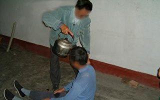 開水淋頭 法輪功學員陳明在嘉州監獄遭酷刑
