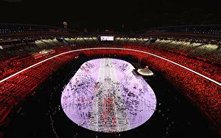 奥运开幕式上 美媒转播细数中国人权问题