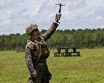 小型無人機新功能 美軍測試遙控飛行手榴彈