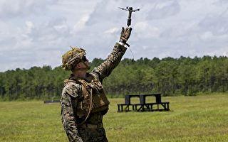 小型无人机新功能 美军测试遥控飞行手榴弹
