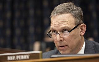 宾州联邦众议员呼吁停止迫害法轮功