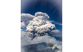 迪克西山火擴大逾14萬英畝 加州今年迄今最大野火