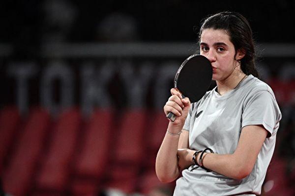 東奧7.24|最年輕競賽者上場乒乓球賽 她只有12歲