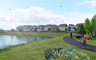 卡城西北區的新熱點Ambleton社區