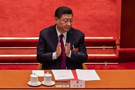 中國國家主席習近平。