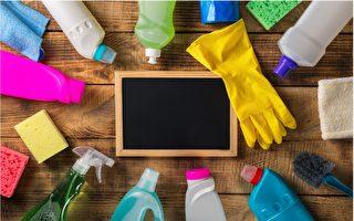 家事達人輕鬆打掃秘訣 只用5種天然清潔劑