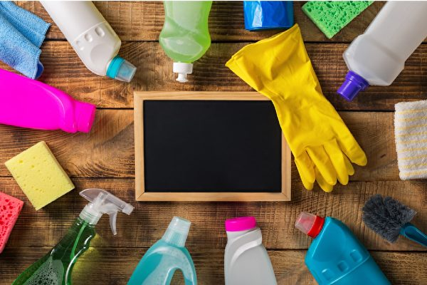 家事达人轻松打扫秘诀 只用5种天然清洁剂