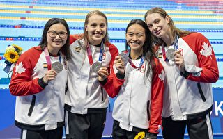 【东京奥运】预测:加拿大将赢4枚金牌