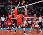 中國女排首戰0:3慘敗土耳其 小組出線成疑