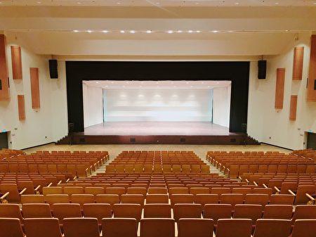 中坜艺术馆音乐厅。